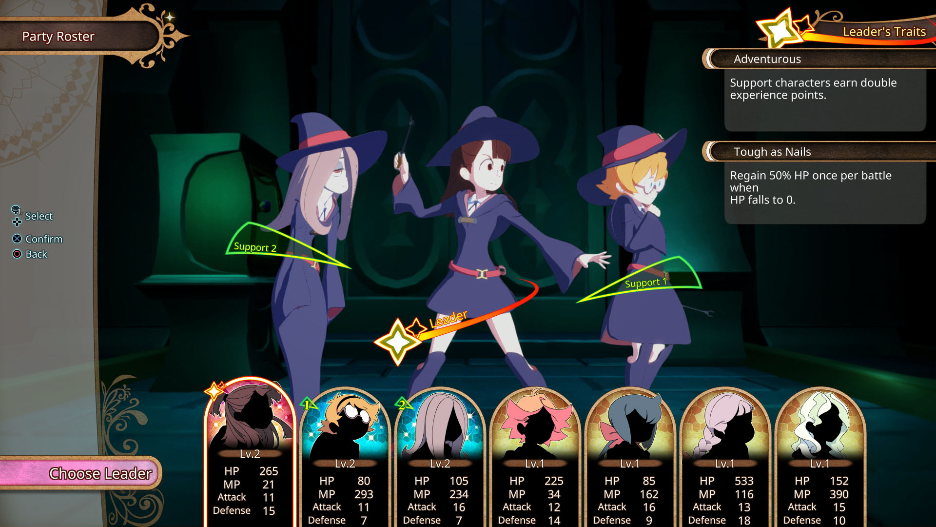 Recensione Little Witch Academia Chamber of Time (1)