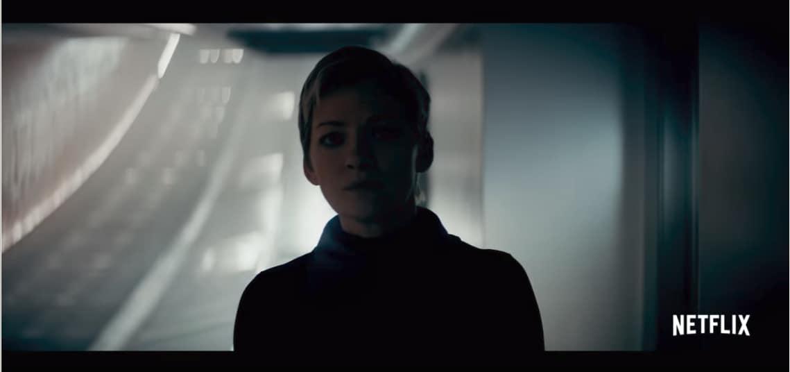 """George R.R Martin incontra Agatha Christie, ovvero """"Nightflyers"""", la nuova serie in arrivo su Netflix (video)"""