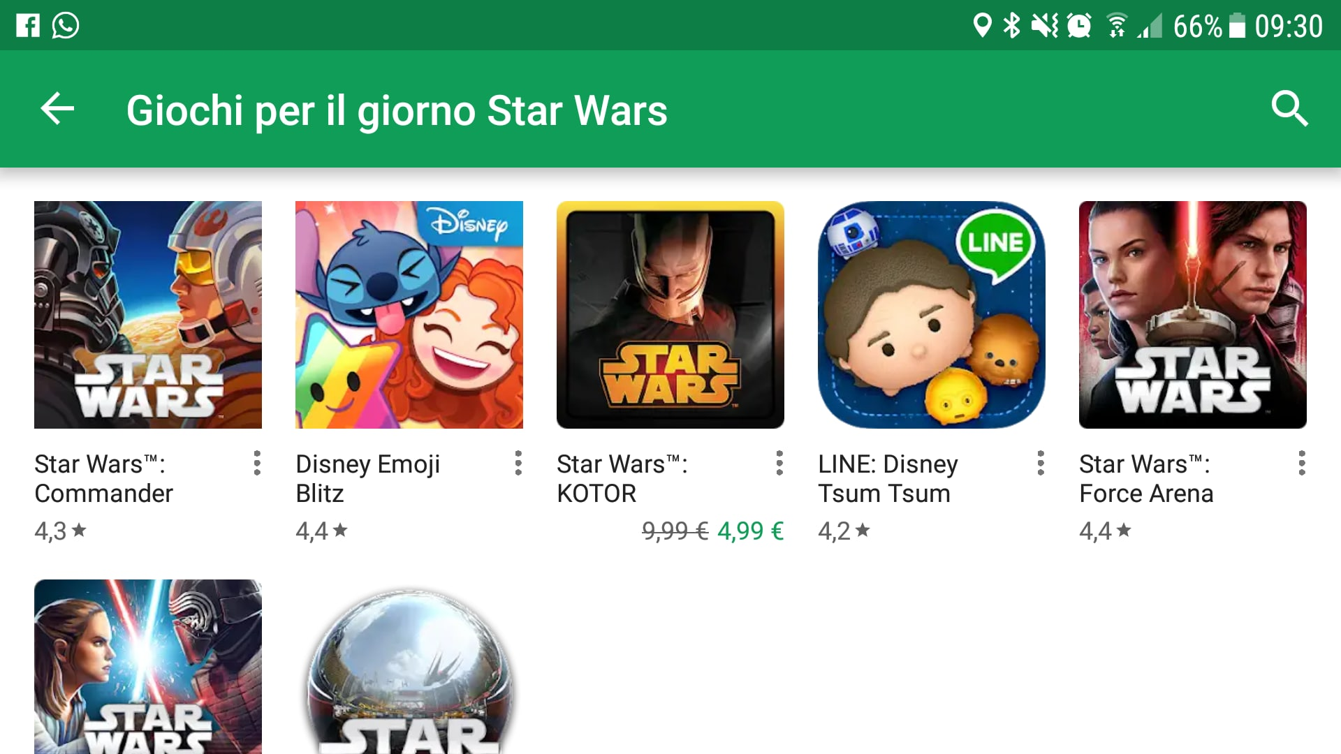 Star Wars Day 2018 Play Store App Store