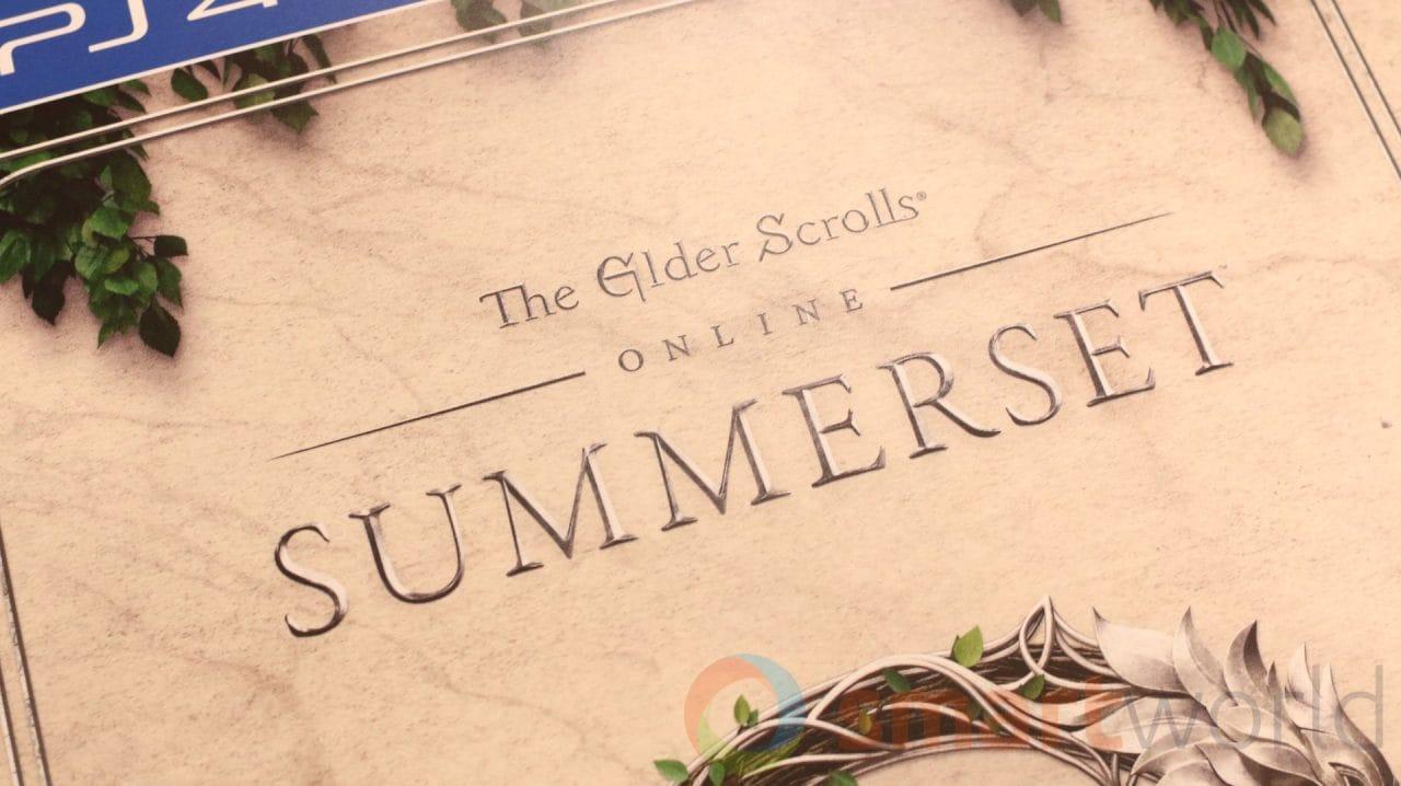 The Elder Scrolls Online: Summerset finalmente disponibile anche per PS4 e Xbox One