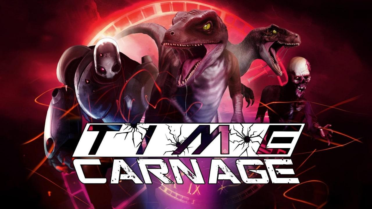 Time Carnage – Dinosauri, zombie, robot, scheletri... insieme! (recensione VR)