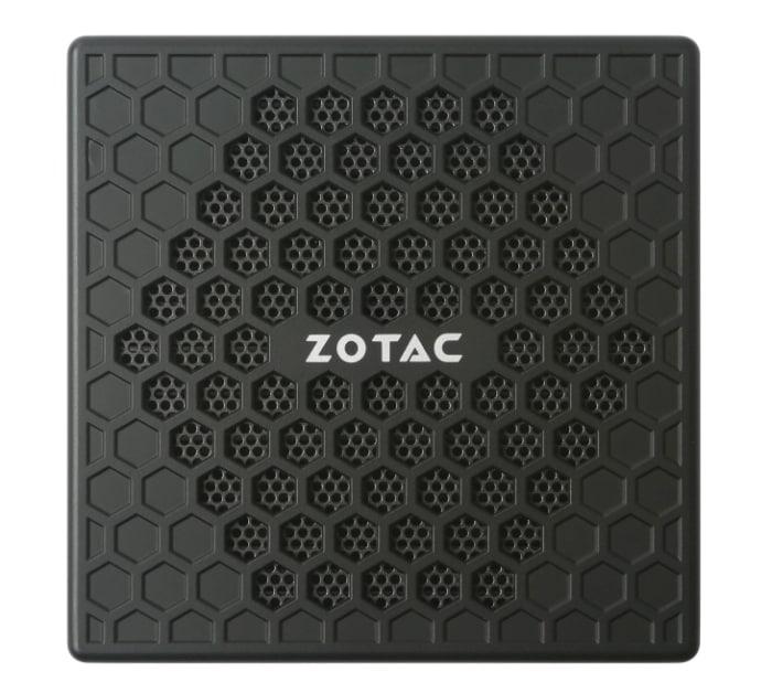 Zotac presenta un nuovo mini PC Windows 10 con processori Intel Amber Lake (foto)