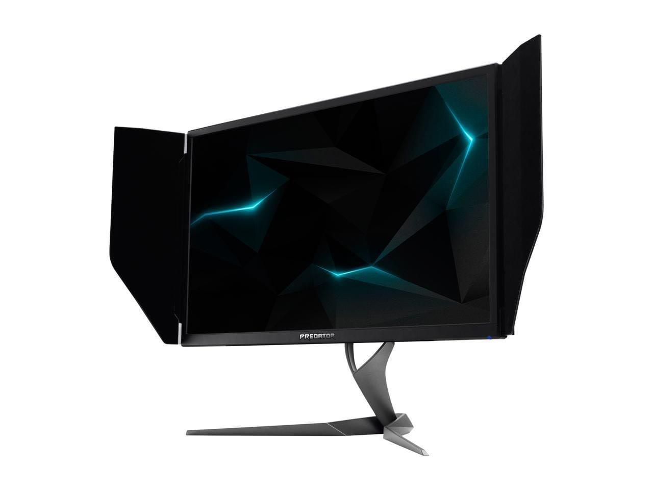 Acer Predator x27 ha tutto ciò che sognate in un monitor: 4K, HDR, 144 Hz e G-Sync (foto)