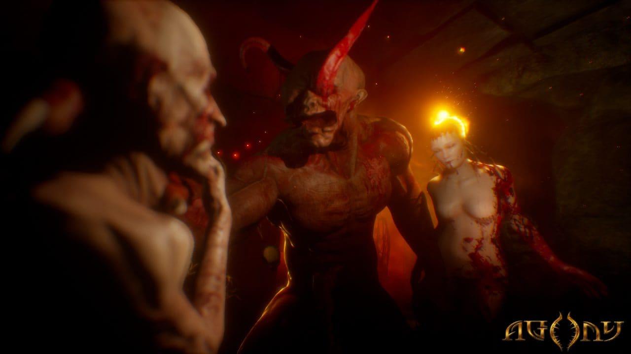 Pronti ad affrontare l'inferno? Agony esce il 29 maggio (aggiornato: disponibile!)