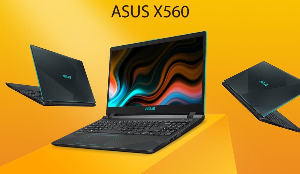 ASUS X560UD appare sul sito ufficiale: Core i7-U, NVIDIA GTX 1050 e un look accattivante (foto)