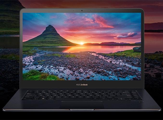 ASUS ZenBook Pro 15 UX550GD ufficiale: display 4K, Core i9 Coffe Lake e GTX 1050 (aggiornato)