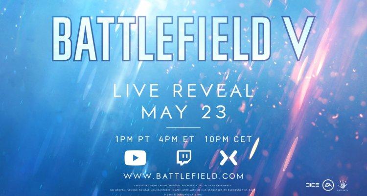 Battlefield V sarà il nome ufficiale del nuovo capitolo: presentazione il 23 maggio (video)