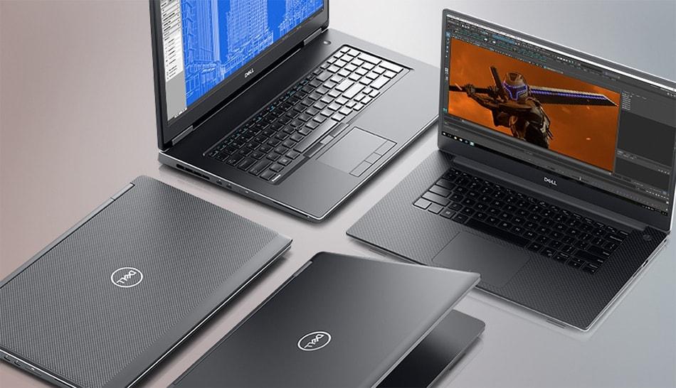 Dell Precision Mobile Workstation ufficiali: la linea di notebook con Ubuntu si rinnova con le ultime CPU Intel