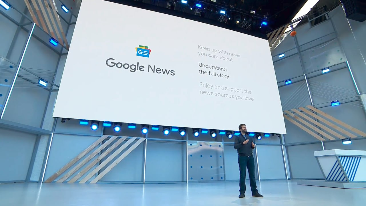 Google Assistant vi leggerà anche il giornale grazie a Google News (foto e video)