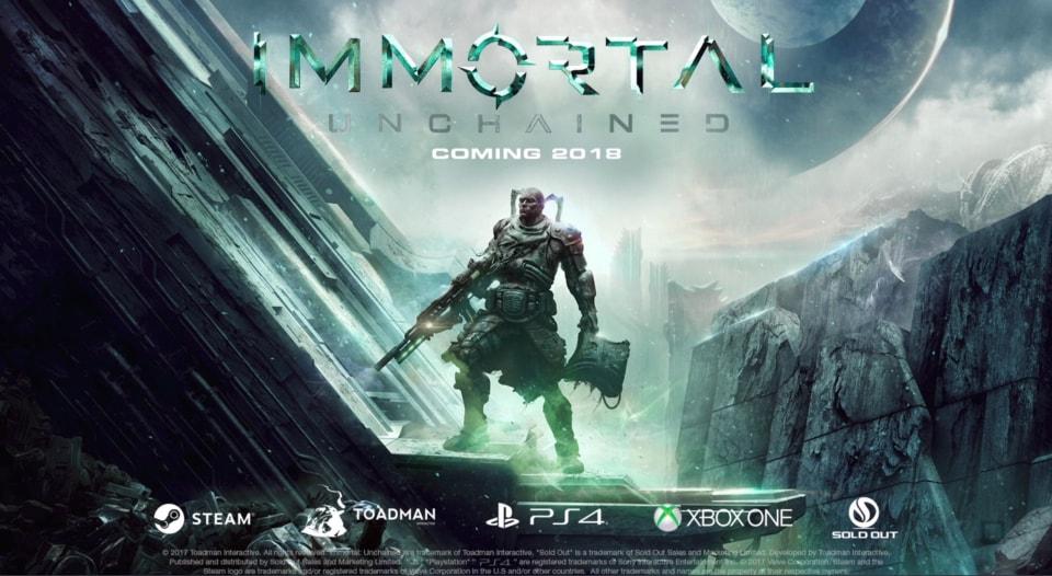 La morte non è la fine, preparatevi per Immortal: Unchained (video)