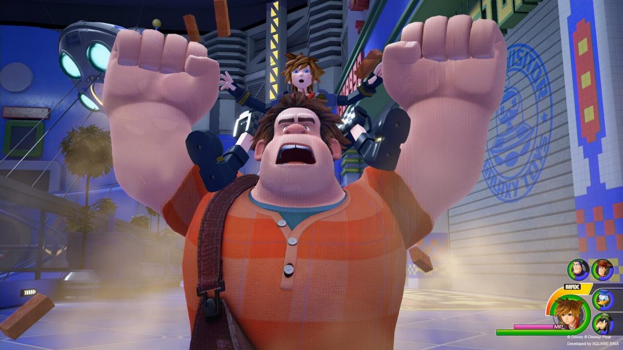 Aspettando Kingdom Hearts III, guardate questi screenshot e ben 10 minuti di video gameplay! (foto e video)