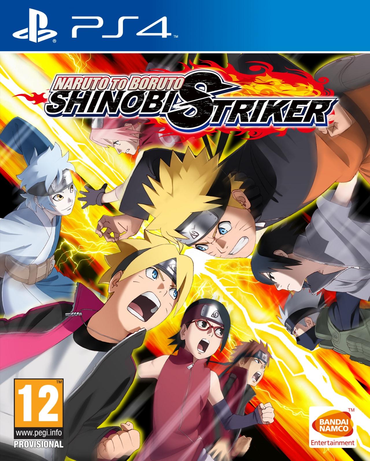 Naruto To Boruto: Shinobi Striker arriverà il 30 agosto (foto e video)