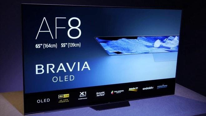 Ecco il Dolby Vision per i contenuti di Netflix e Amazon Prime Video sulle TV Sony 2018