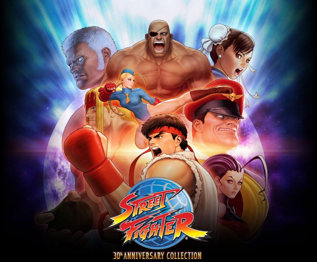 Lasciate stare gli esami e studiate la storia: Street Fighter 30th Anniversary Collection è qui (foto)