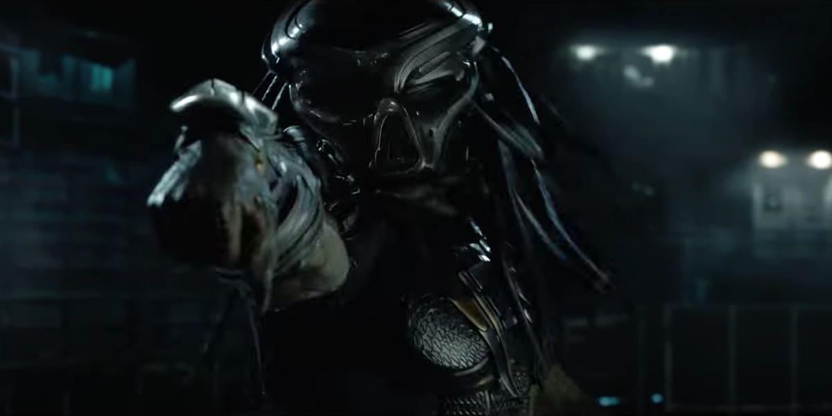 20th Century Fox ha rilasciato il primo trailer di The Predator (video)
