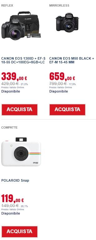 trony happy price maggio 2018 fotocamere (2)