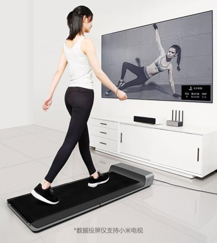 Xiaomi non conosce confini: presentati una lampada intelligente e un mini-smart tapis roulant per camminare (foto)