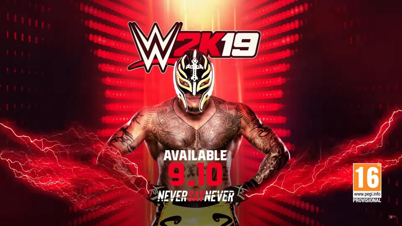 Rey Mysterio torna con la sua 619 in WWE 2K19: è uno dei personaggi bonus del pre-ordine