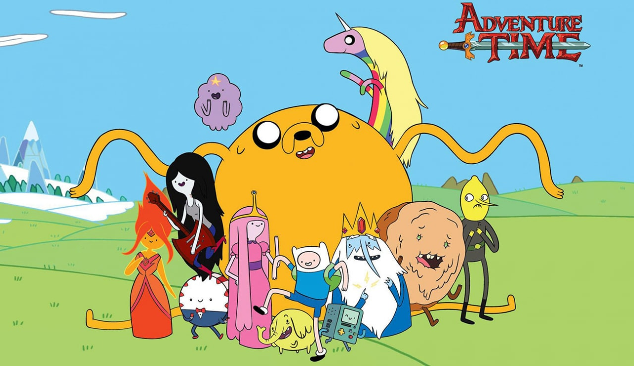 Le prime tre stagioni di Adventure Time sono disponibili su Netflix!