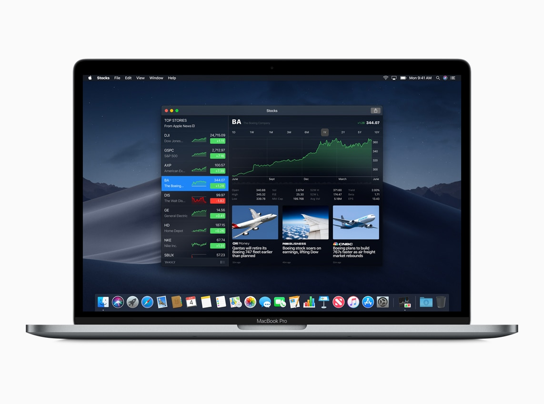 Apple macOS Mojave (9)