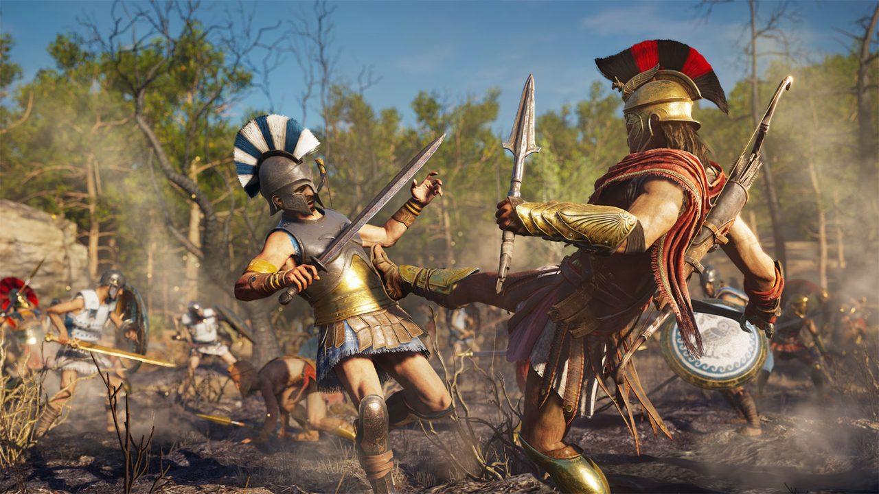 Assassin's Creed Odyssey non ha più segreti: eccolo in azione!