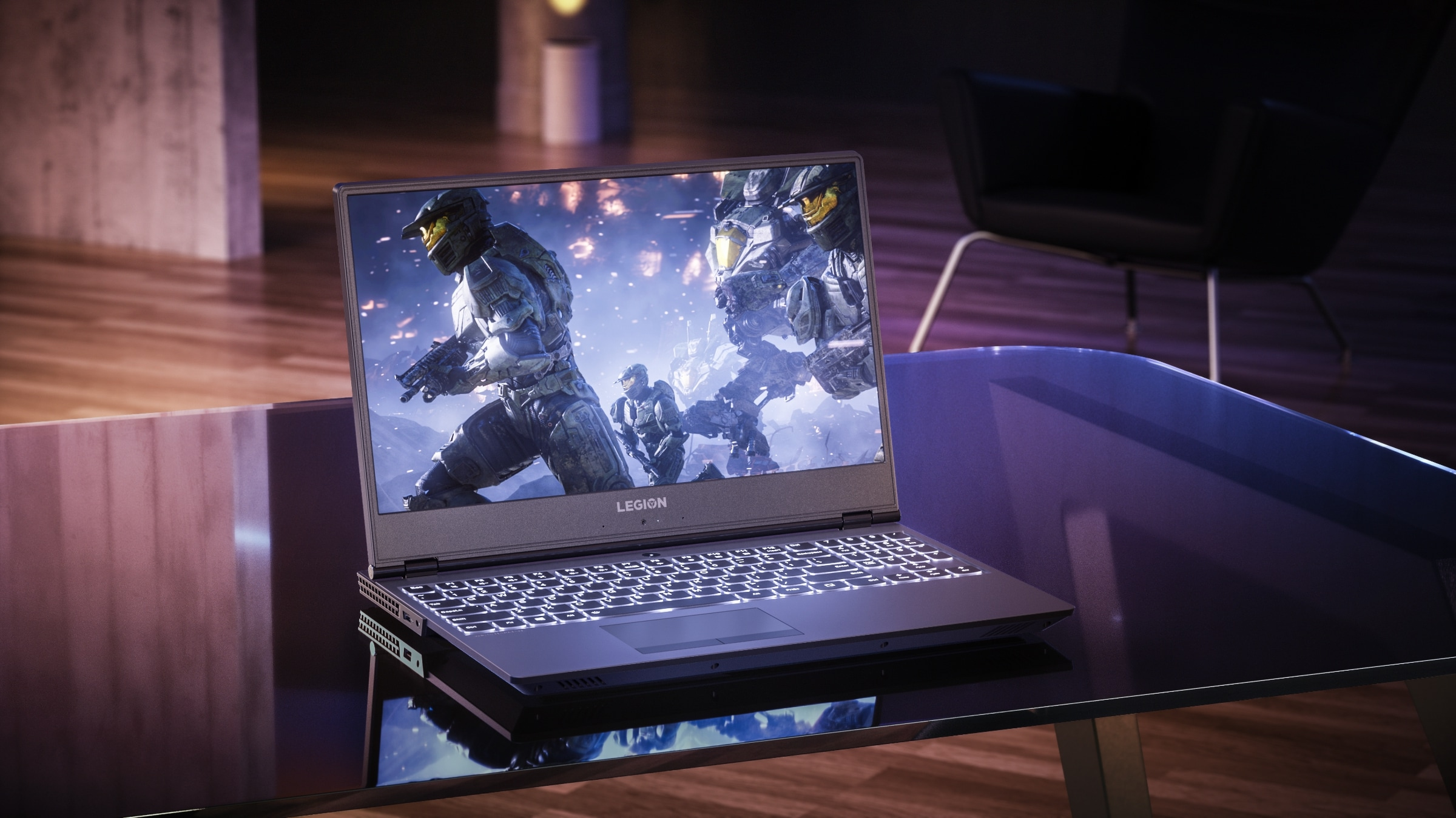 Brighter display, thinner bezel on Lenovo Legion Y530 Laptop