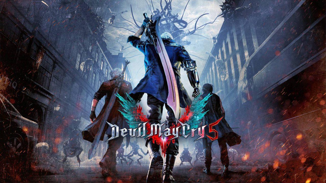Devil May Cry 5 è qui: ancora più cafone, ancora più bello e probabilmente anche più divertente