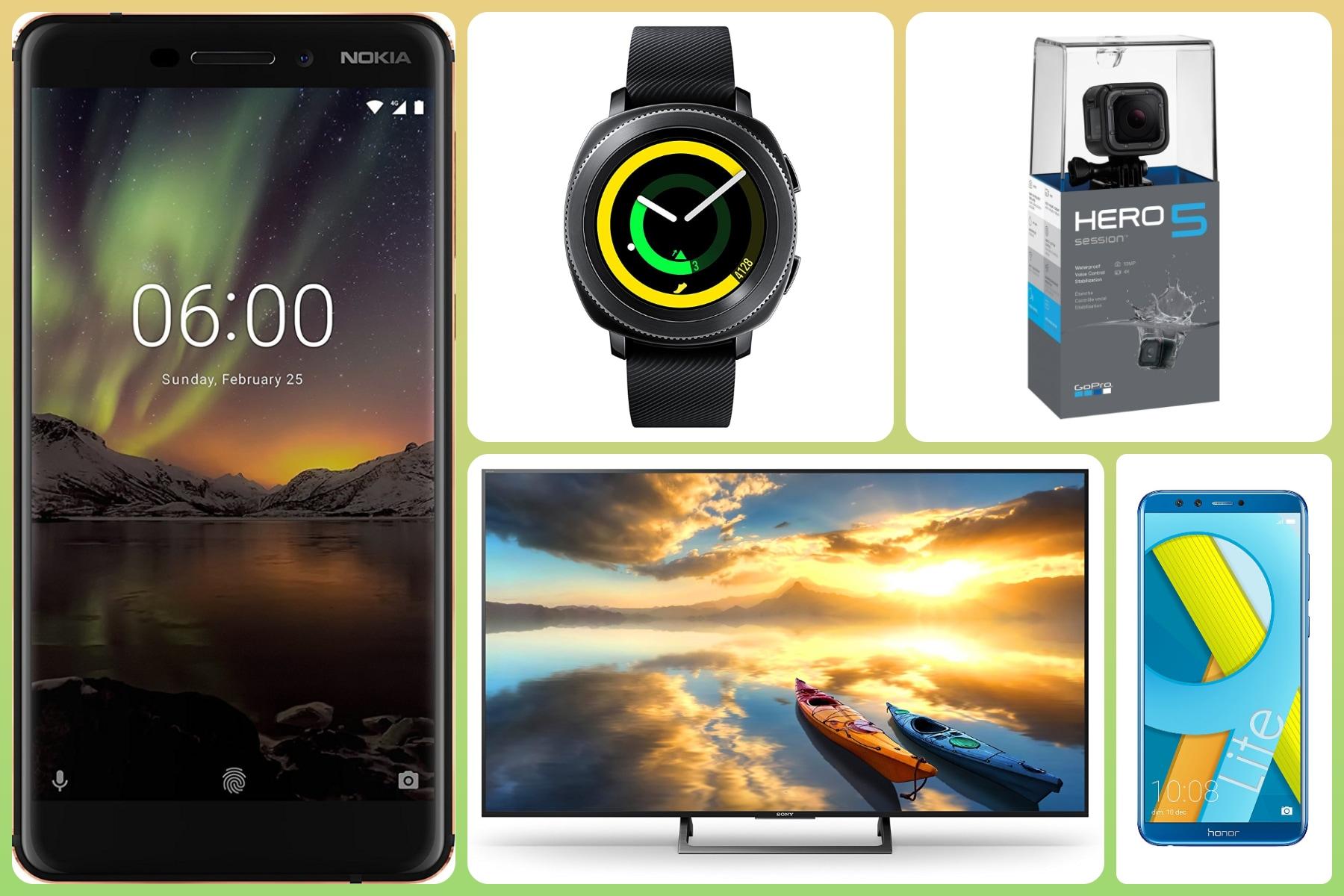 Su Amazon vi aspetta coupon per Yi Discovery e sconti su S9, Redmi 5 Plus e tanta altra tech - image FotoJet-1 on http://www.zxbyte.com
