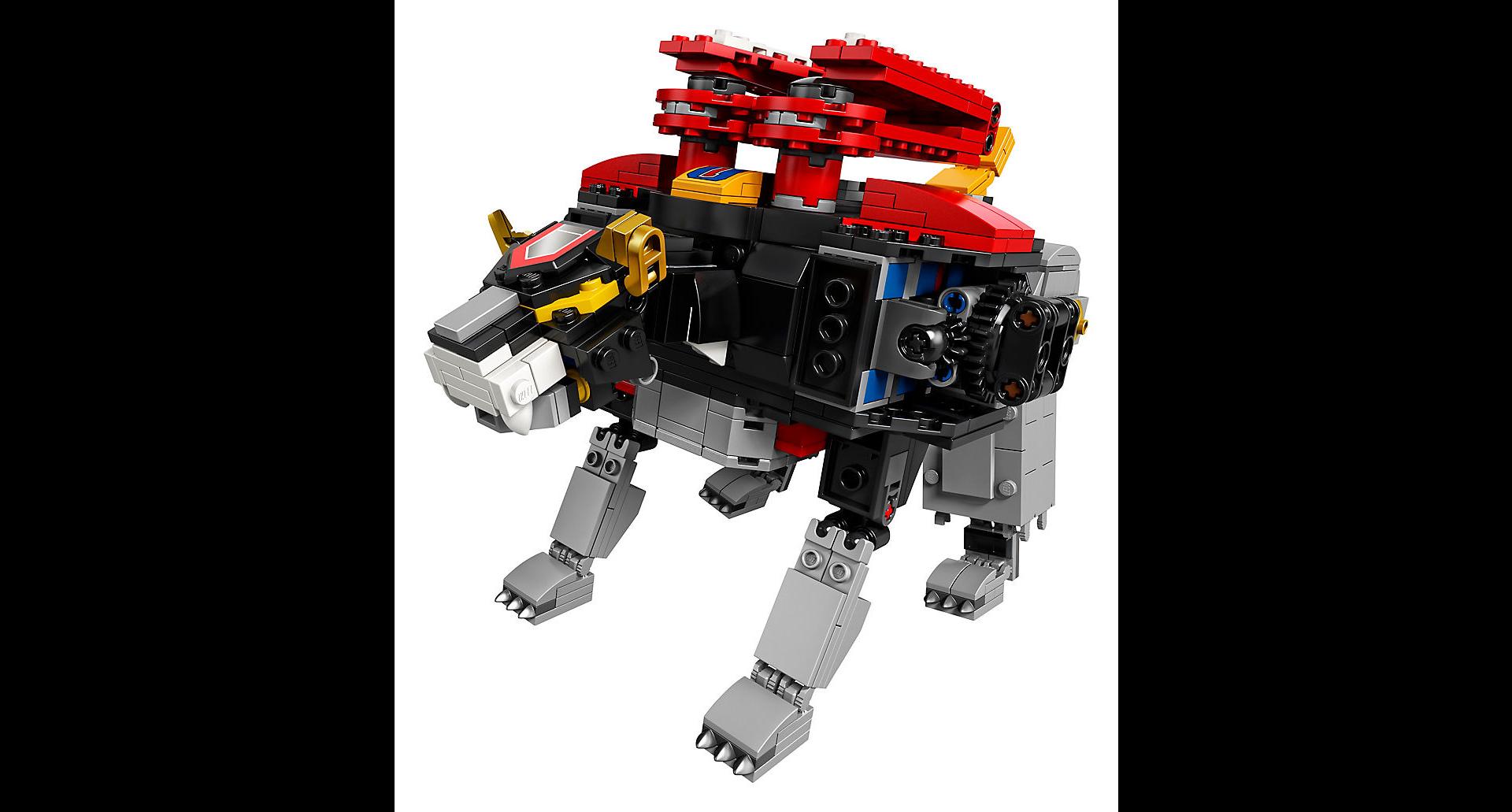 LEGO Ideas Voltron (2)