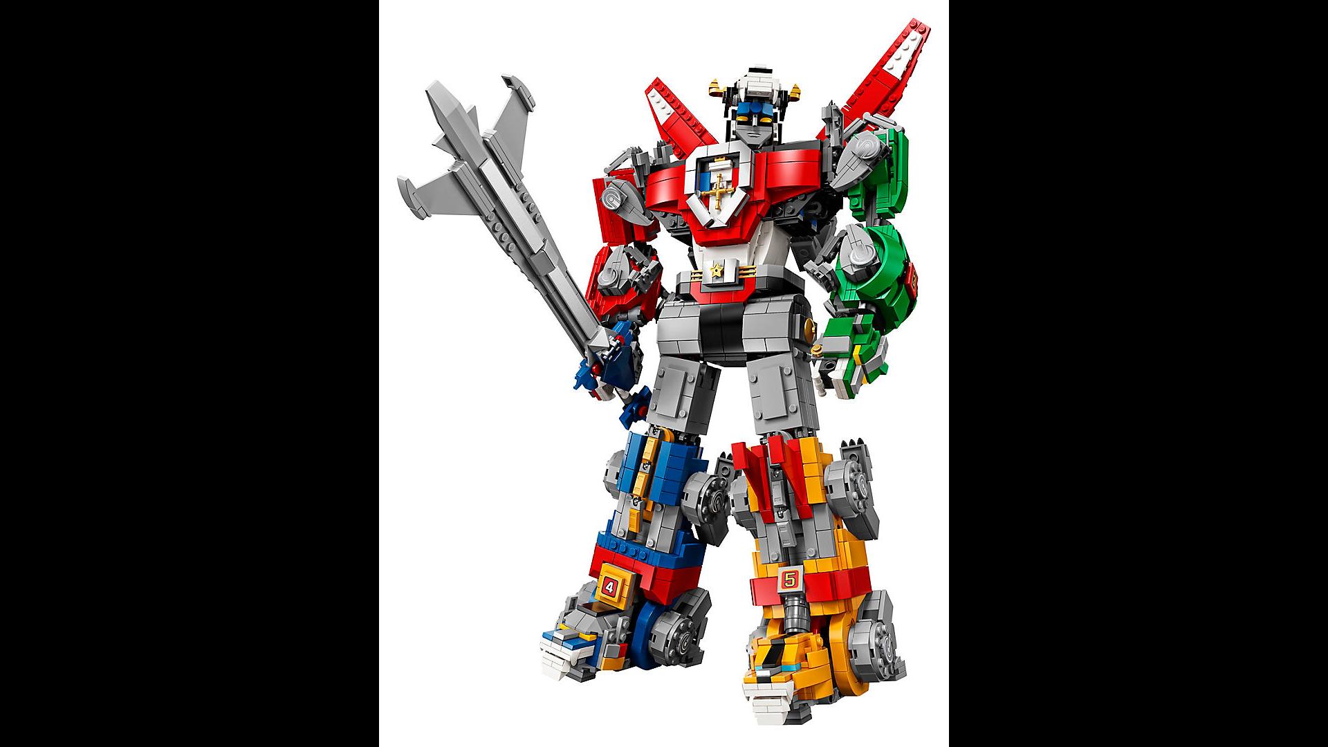 LEGO Ideas Voltron (9)