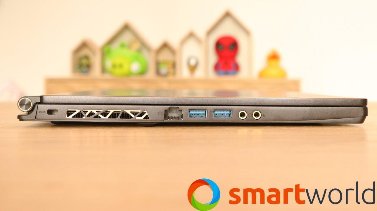 Recensione MSI GS65 Stealth Thin 8RF | SmartWorld