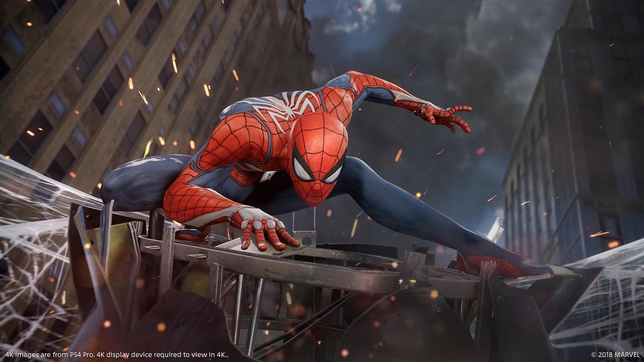 Marvel's Spider-Man per PS4 si mostra nuovamente in azione: quanto diavolo manca al 7 settembre?