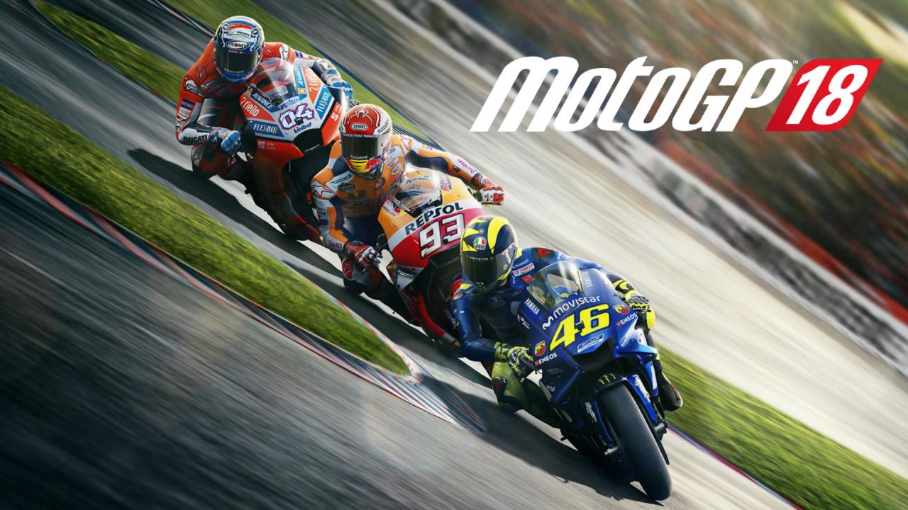 Ora potete giocare a MotoGP 18 ovunque vi trovate con Nintendo Switch (video)