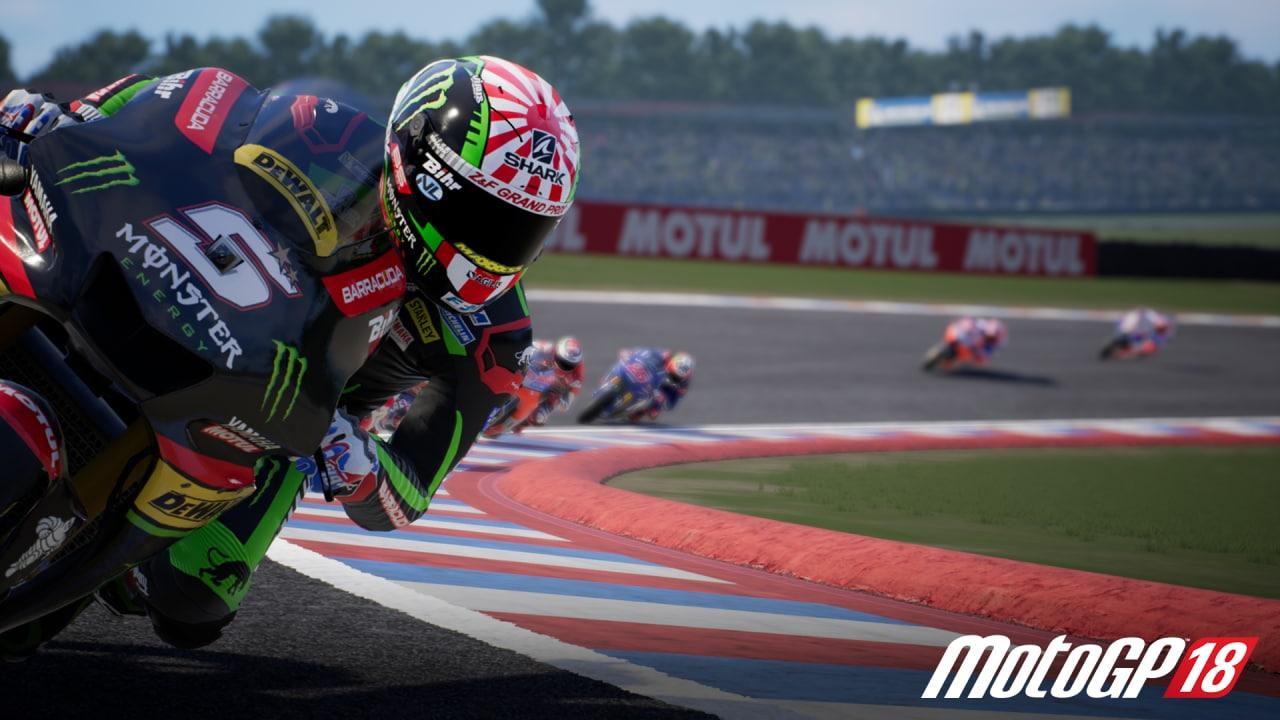 MotoGP 18 disponibile da oggi su PC e Console, in arrivo anche su Nintendo Switch