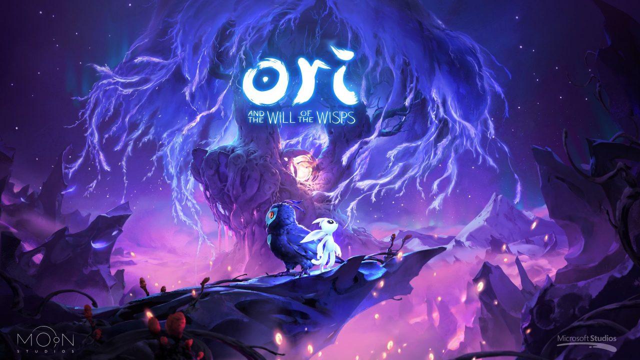 Guardate queste bellissime immagini di Ori and the Will of the Wisps