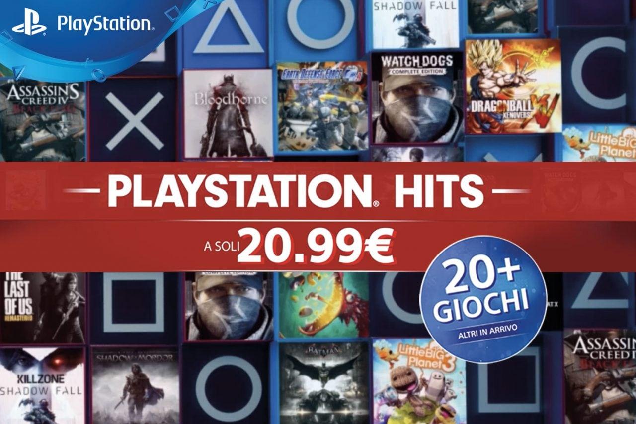 Sony annuncia PlayStation Hits, una linea budget di giochi in formato fisico da 20,99€ (aggiornato: disponibili)