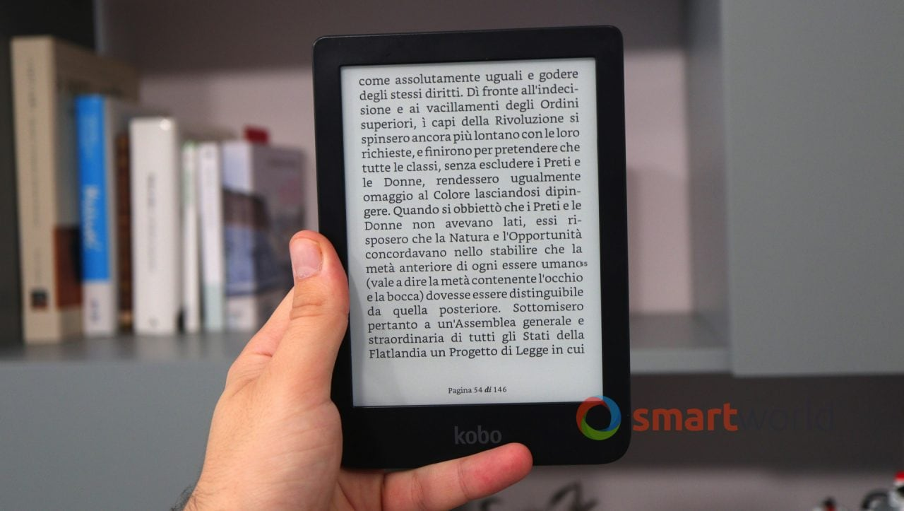 Miglior ebook reader | Agosto 2019 | eReader | Kindle vs