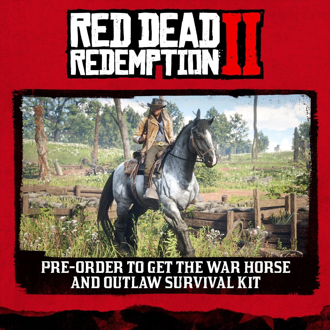 Red Dead Redemption 2: aperti i preordini per le ricchissime edizioni speciali, ecco tutti i dettagli (foto)