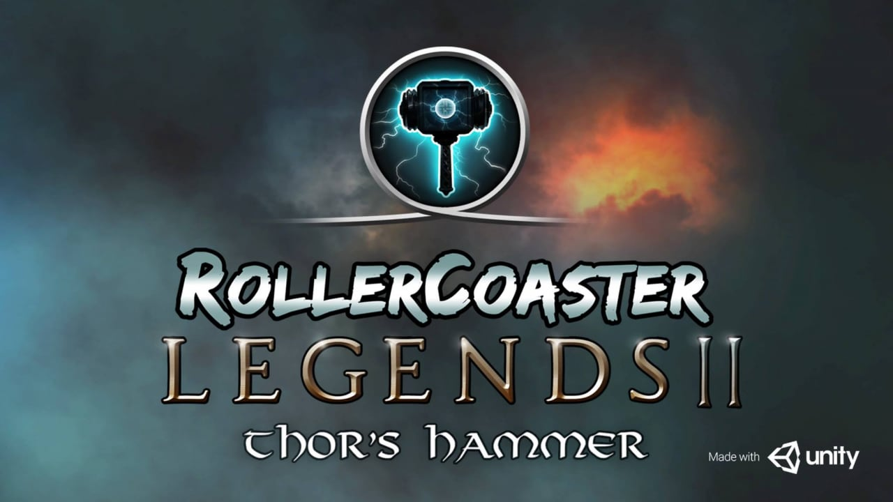 RollerCoaster Legends II: Thor's Hammer... ovvero mitologia norrena in VR