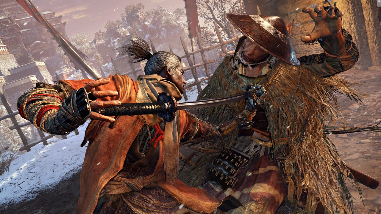 Sekiro: Shadows Die Twice sarà più difficile di Dark Souls e Bloodborne