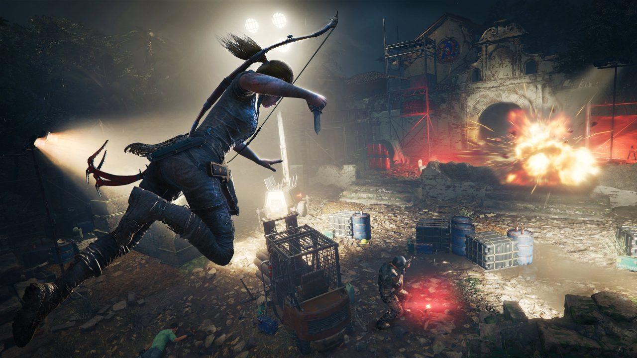 Immagini e nuovo filmato per l'atteso Shadow of the Tomb Raider