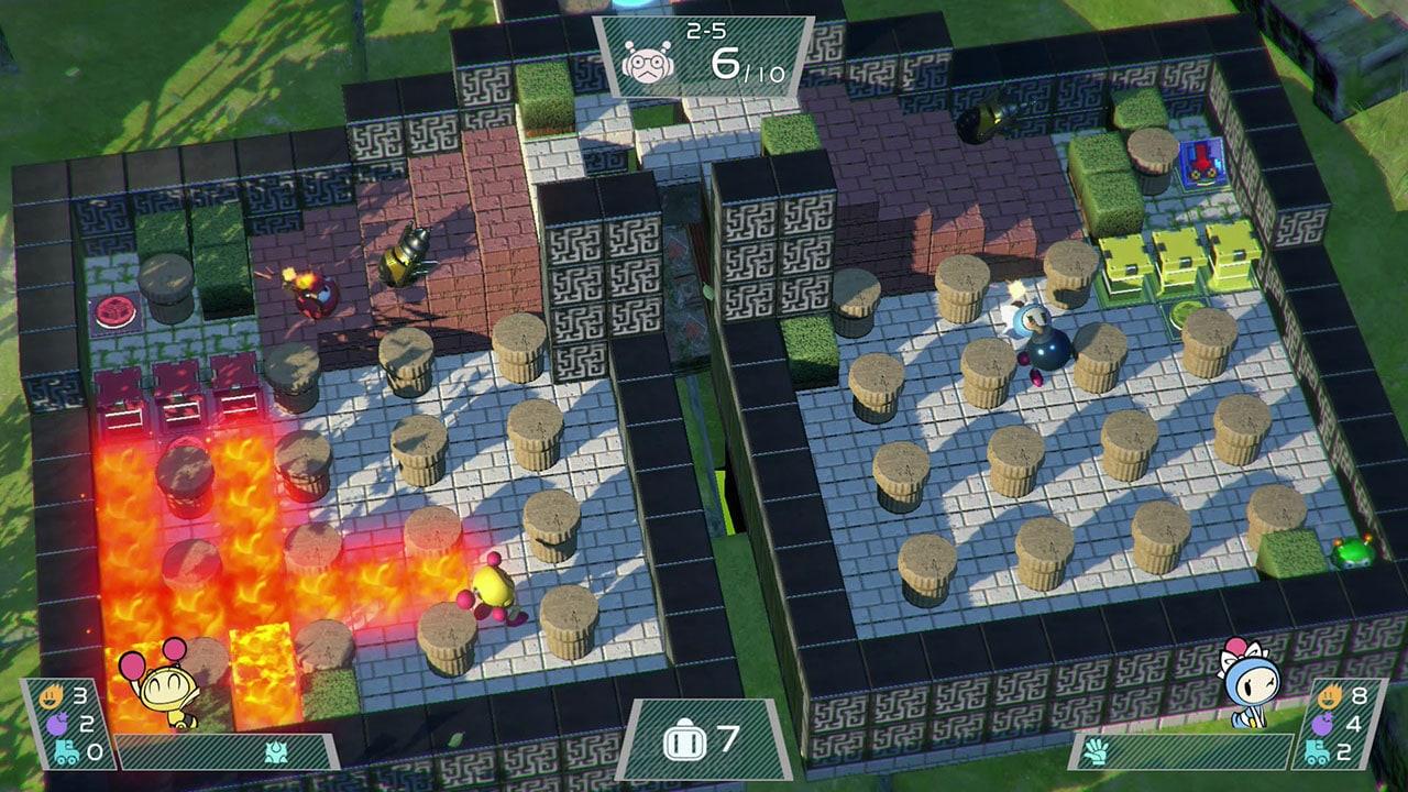 Super Bomberman R (5)
