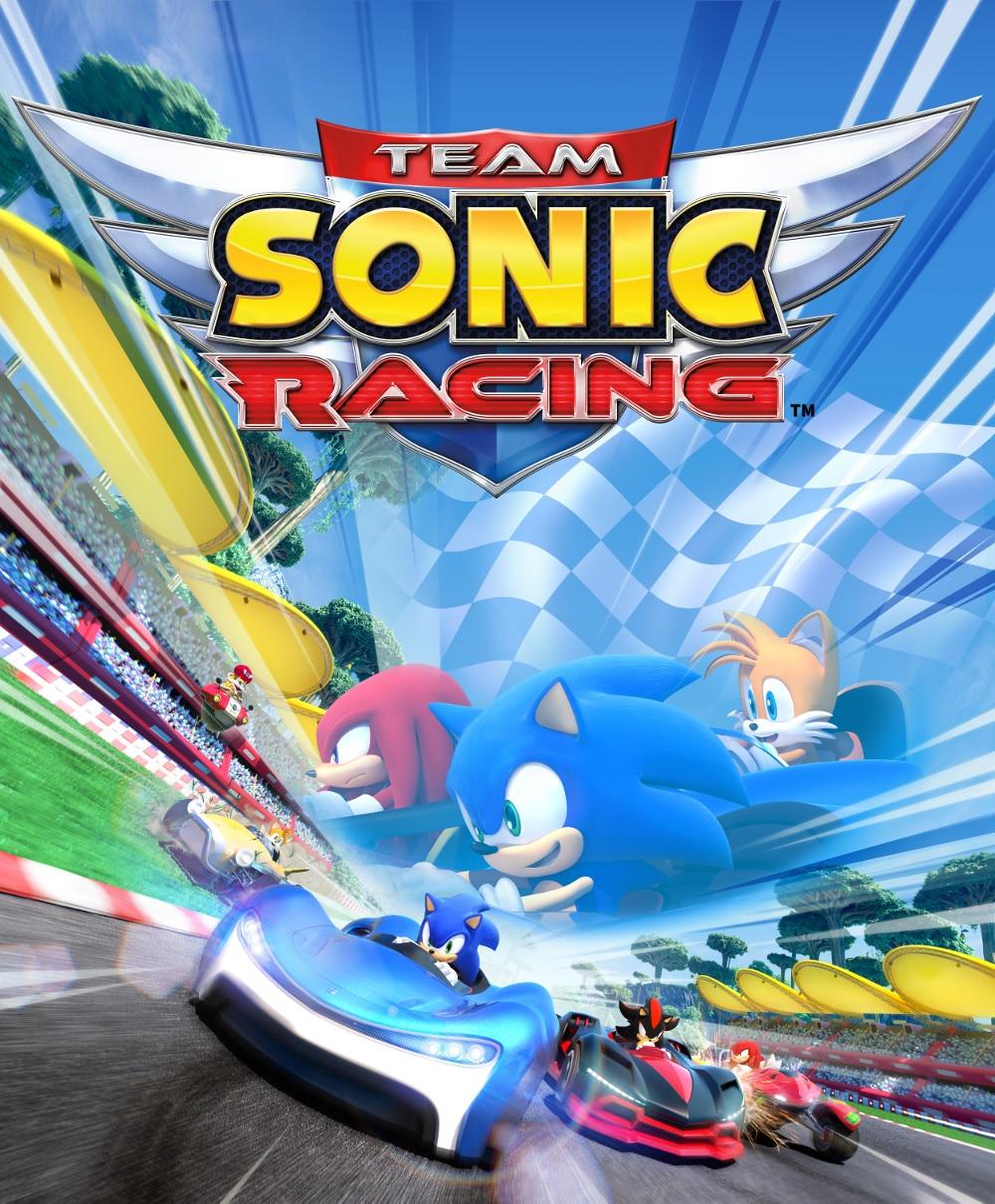 Team Sonic Racing in pre-ordine e giocabile allo stand SEGA dell'E3 (foto e video)