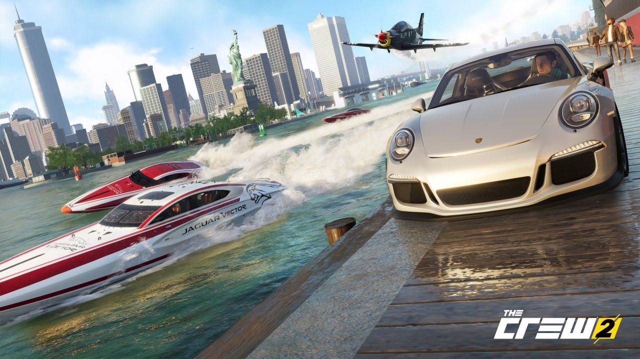"""The Crew 2 disponibile da oggi per PC e Console: il gioco di corse """"basato"""" sui social network"""