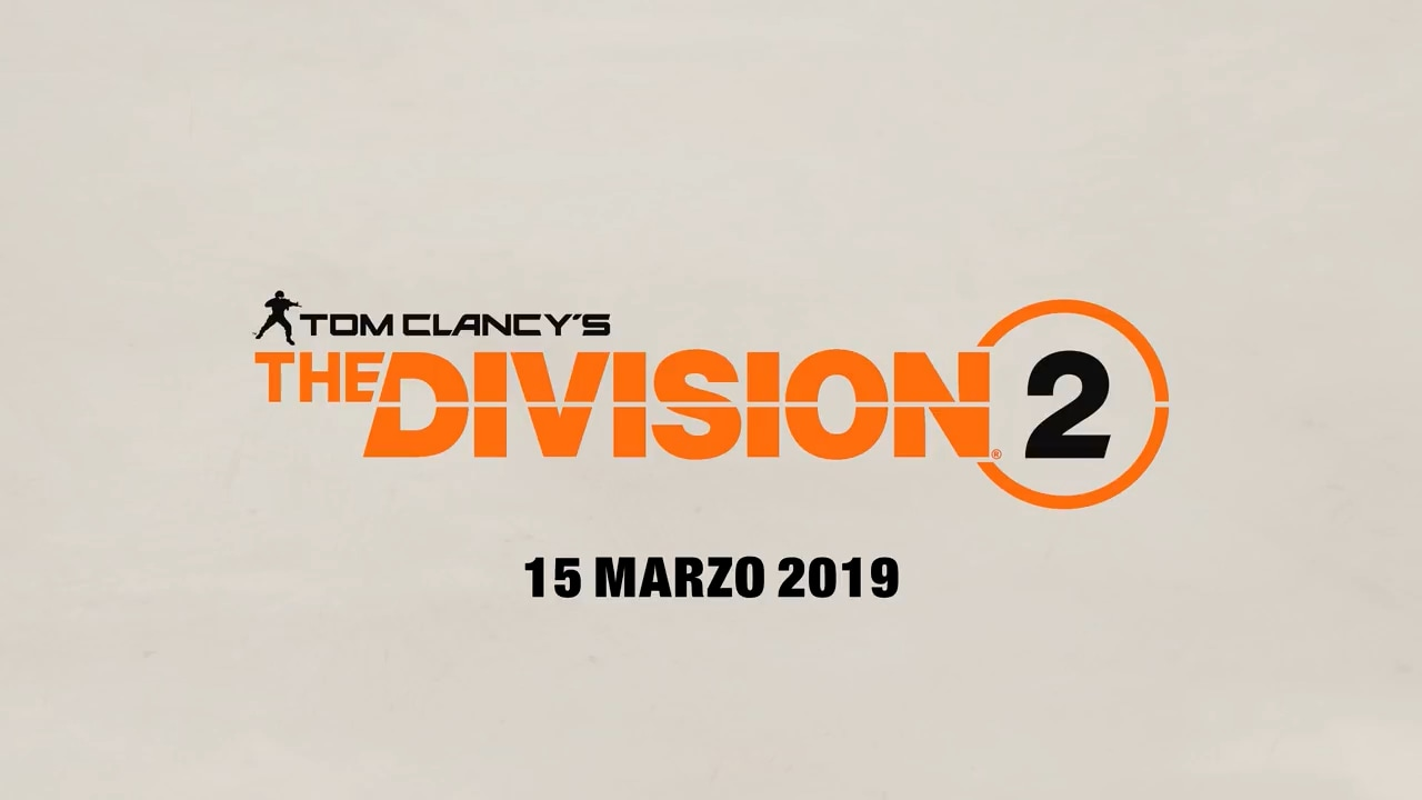 The Division 2 si presenta al pubblico con data e gameplay