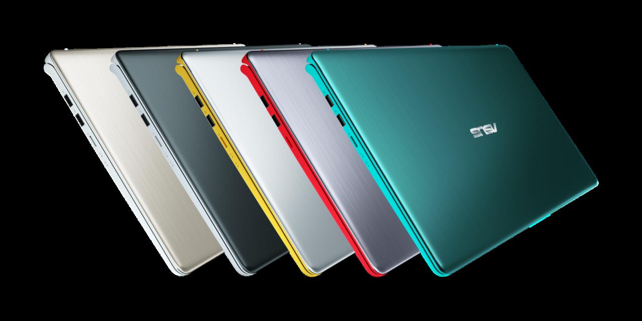 ASUS VivoBook S15, S14 ed S13 ufficiali: stile, eleganza e colore per la fascia media (aggiornato)