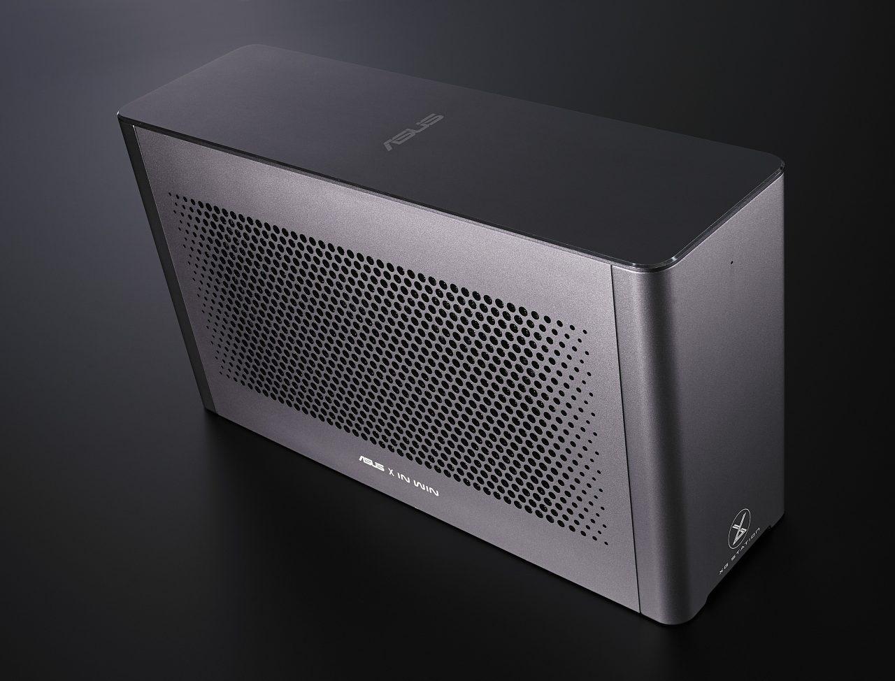 ASUS XG Station Pro: nuovo case per GPU esterne che non rinuncia all'eleganza (foto)