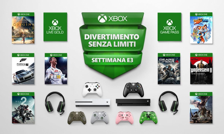 Utenti Xbox, ci sono offerte anche per voi: sconti su giochi, periferiche e abbonamenti