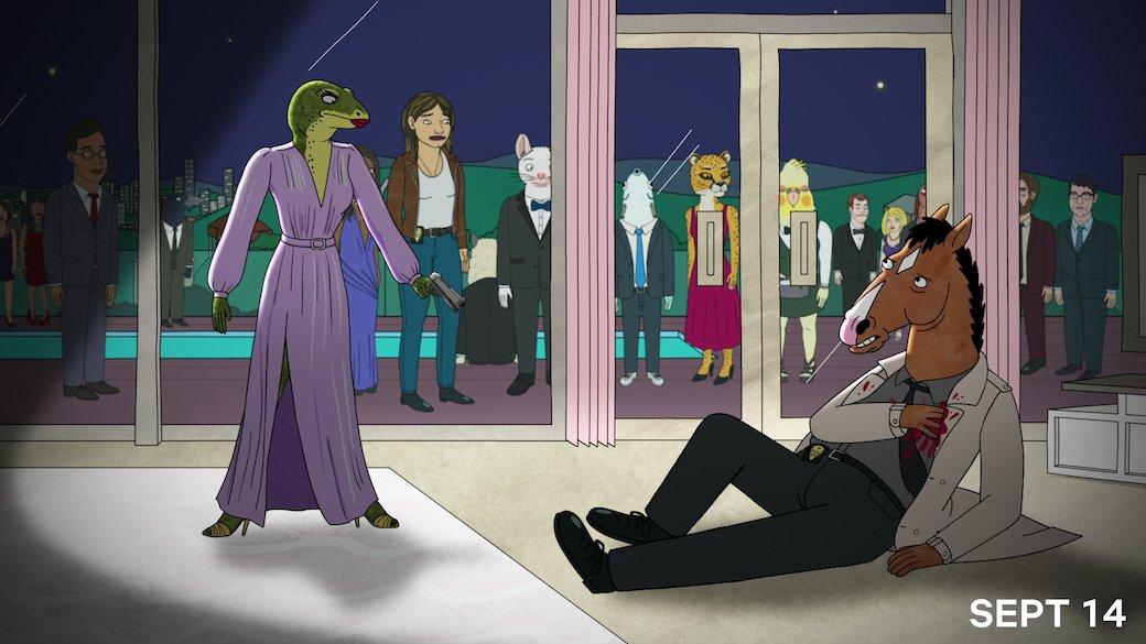 BoJack Horseman: la quinta stagione sarà disponibile su Netflix dal 14 settembre
