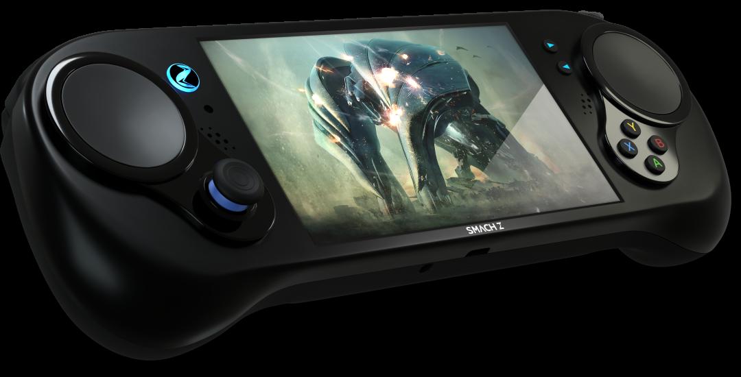 Annunciato finalmente SMACH Z, il PC-console portatile (video)